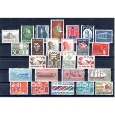 1969-1970 Δανία Διάφορα