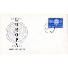 1960 1st Anniversary of European Postal & Telecom. Conference