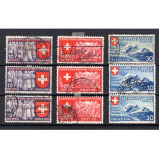 1936 Διεθνής Έκθεση Ελβετία