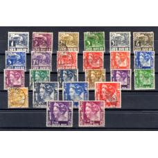1934-1937 Dutch East India