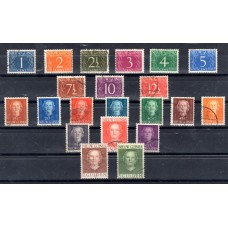1950-1951 Ολλανδική Νέα Γουινέα