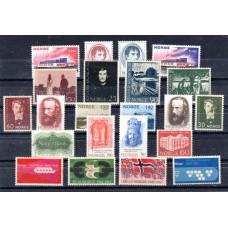 1965-1970 Norway Various