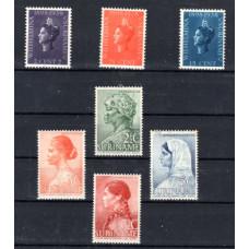 1938-1940 Suriname Various