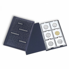 Pocket Album for coin holders