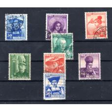 1938-1939 Ελβετία