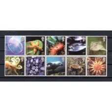 2007 Great Britain Sea Life