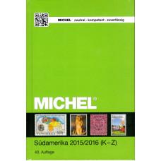 Michel Sudamerika 2015/2016 (K-Z)