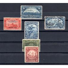 1933-1934 Canada