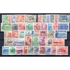 1942-1944 Greece Various