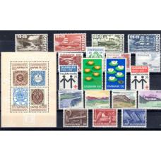 1976-1977 Denmark Various