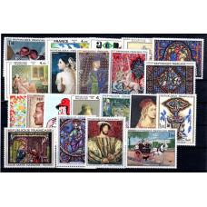 France Paintings Various